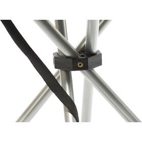 CAMPZ 4 Legs Folding Stool, grey